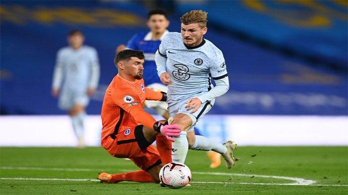 Prediksi Skor Chelsea vs Brighton: Live 02.00 WIB, Kans Emas The Blues Rebut Posisi Empat Besar