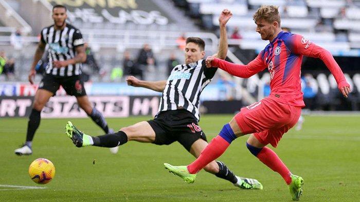 Skor Akhir Newcastle vs Chelsea 0-2: The Blues Tampil Agresif dan Amankan Tiga Poin Penuh