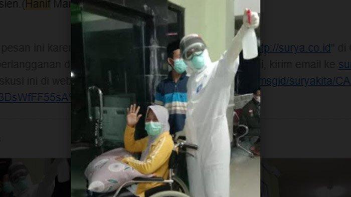 Meski Ada Nakes Terpapar, 95 Persen Pasien Covid-19 RSUD Ngimbang Lamongan Bisa Disembuhkan