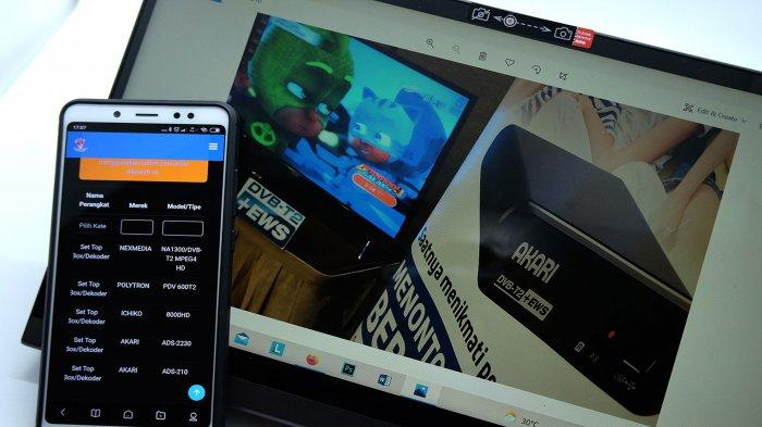Tips Membeli Set Top Box (STB) untuk Ganti Siaran TV Analog ke Digital Menurut GM Polytron & Kominfo