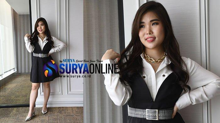 Tips Mix and Match Kemeja Putih agar Lebih Stylish Ala Fashion Blogger Surabaya Chelshea Florencia