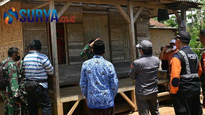 Tinjau Dua Desa Lokasi TMMD ke-110, Plt Bupati Jember Puji Kekompakan Warga