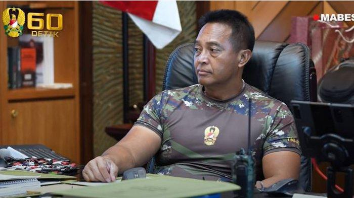 TNI AD Diminta Amankan Pembangunan Jalan dari Teror KKB Papua, ini Respon Jenderal Andika Perkasa