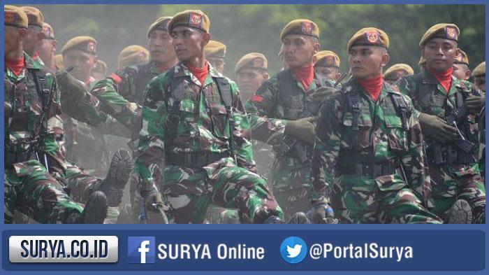 Jadwal Pendaftaran Bintara TNI AD 2020, Cara Daftar & Syaratnya Ada di Link ad.rekrutmen-tni.mil.id