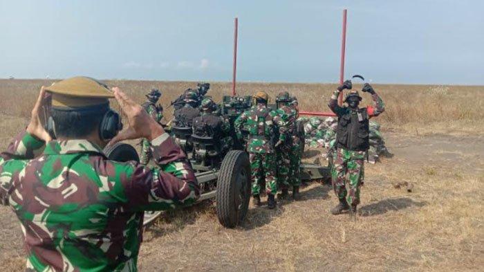 TNI AD Gelar Latihan Tempur di Kabupaten Lumajang, Libatkan 425 Personil Prajurit Arhanud