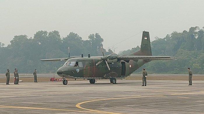 TNI AU Terapkan Teknologi Modifikasi Cuaca (TMC) Atasi Kebakaran Hutan, Berikut Penjelasan Soal TMC