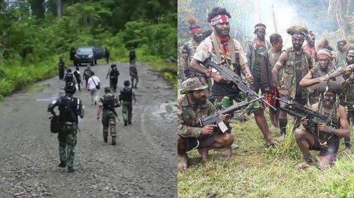 TNI Pukul Mundur KKB Papua Setelah Gugurnya Bharada Doni Priyanto, Langsung Kabur ke Perbatasan