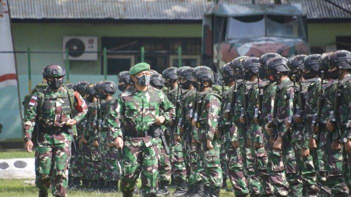 TNI Tambah 500 Pasukan ke Daerah Rawan KKB Papua, Sebelumnya Kirim Pasukan Setan dan Macan Kumbang