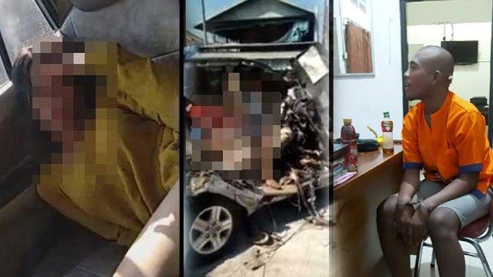 Tohir Ungkap Hal Janggal Sebelum Kecelakaan Maut Innova vs Bus Mira di Nganjuk, Ini Pengakuannya