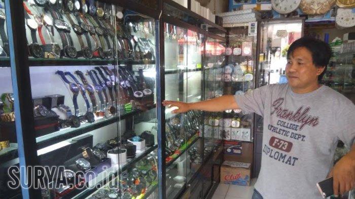 Maling Satroni Toko Jam di Malang, Ia Ambil 150 Jam Tangan Bermerek dan Berharga Mahal