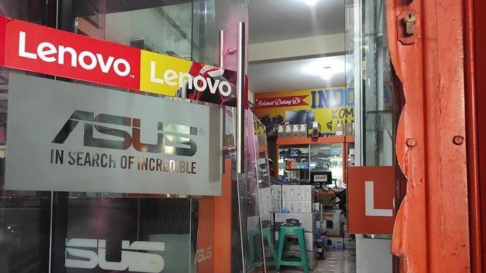 Modus Sama, Pembobol Toko Komputer di Kota Blitar Diduga Jaringan Pencuri Konter Hape di Srengat