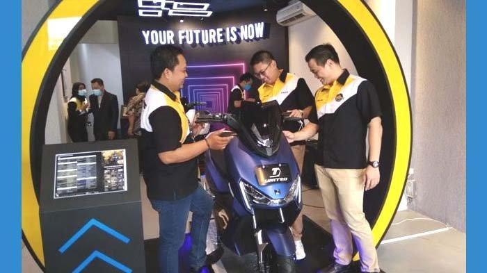 Dekati Pelanggan, United E-Motor Resmi Buka Toko di Gateway Waru Sidoarjo