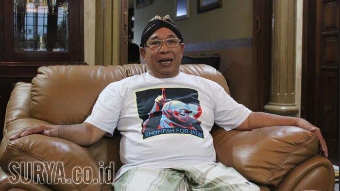 Gusdurian Sidoarjo, H Masnuh Sebut Sikap Yenny Wahid Satukan Warga Nahdhiyin