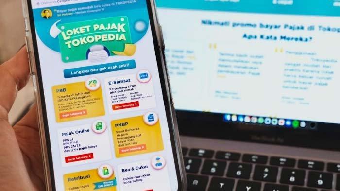 Transaksi PKB lewat Tokopedia E-Samsat di Jawa Timur Naik 12 Kali Lipat pada Kuartal I Tahun ini