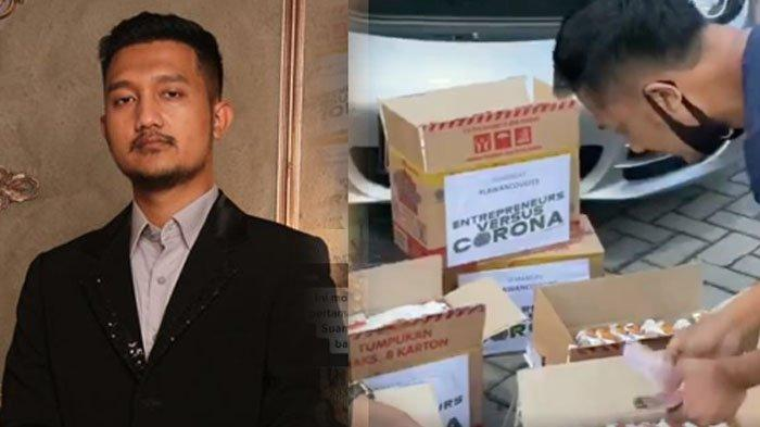 Profil Tom Liwafa, Pengusaha Stiker dari Nol, Kini Sukses & Punya 4 Usaha, Suka Berbagi pada Dhuafa