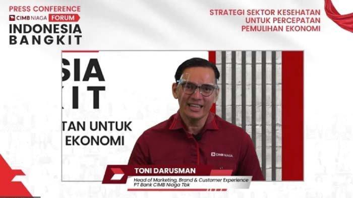 CIMB Niaga Gagas Forum Indonesia Bangkit untuk Percepatan Pemulihan Ekonomi