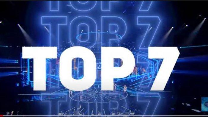 TOP 7 Indonesian Idol 2021