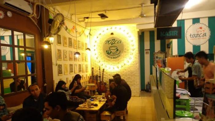 Tozca Cafe Andalkan Nuansa Rumah Sendiri