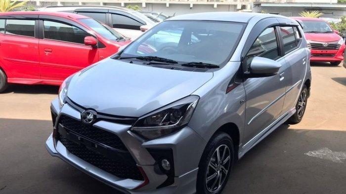 Toyota Agya Facelift Dirilis Harga Mulai Rp 143.800.000, Berikut Desain Terbarunya