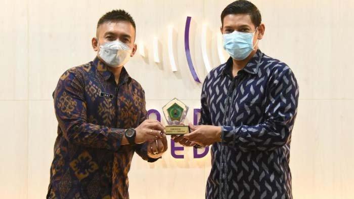 TPID Kabupaten Jembrana Bali Belajar terkait Pengendalian Inflasi di Kota Kediri