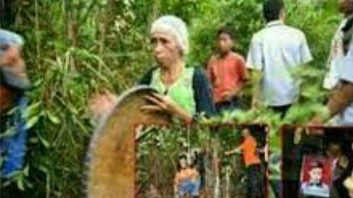 Tradisi Bagandang Nyiru untuk cari orang hilang di Kalimantan Selatan.