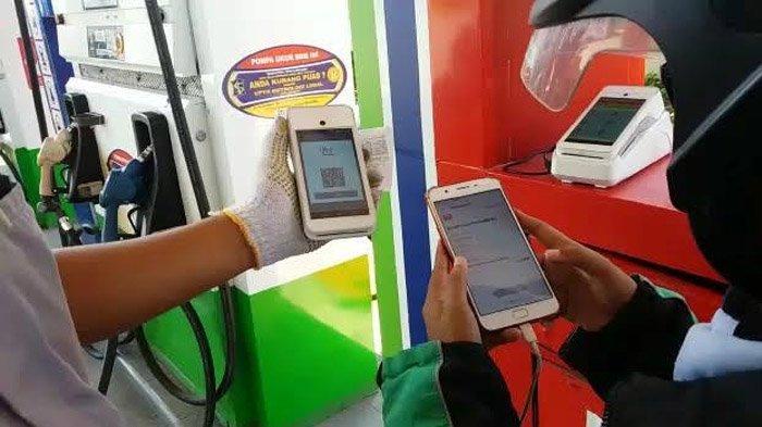 Besok Rabu 1 Juli 2020, Pertamina Uji Cobakan Transaksi Non Tunai Seluruh SPBU di Surabaya