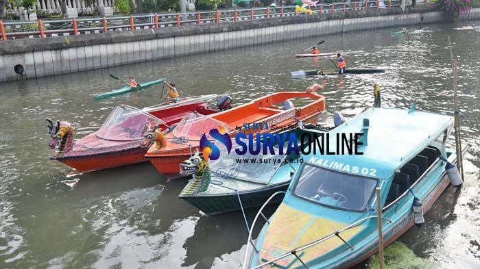 Dishub Surabaya Tetapkan 4 Sungai akan Jadi Jalur Transportasi Air, Berdasar Kajian Bersama ITS