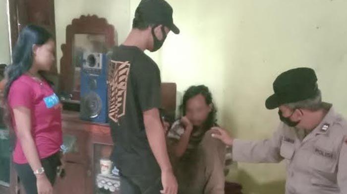 TRC Merujuk Warga Kota Kediri yang Setahun Alami Gangguan Jiwa ke RSJ di Malang