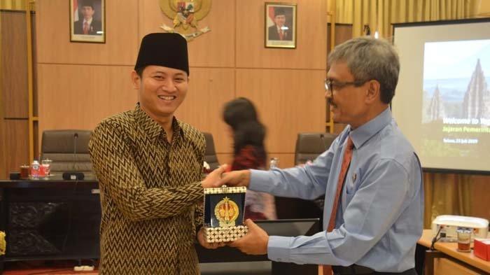 Bupati Trenggalek Jajaki Kerja Sama Ekonomi dan Budaya dengan Yogyakarta, Ini Tujuannya