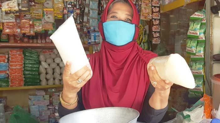 Jelang Ramadan, Meski Harga Sembako Cenderung Turun, Pedagang di Magetan Mengaku Sepi