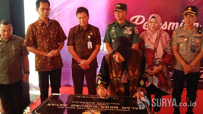 Usai Diresmikan, Dishub Surabaya Akan Tambah CCTV di MERR IIC Gunung Anyar
