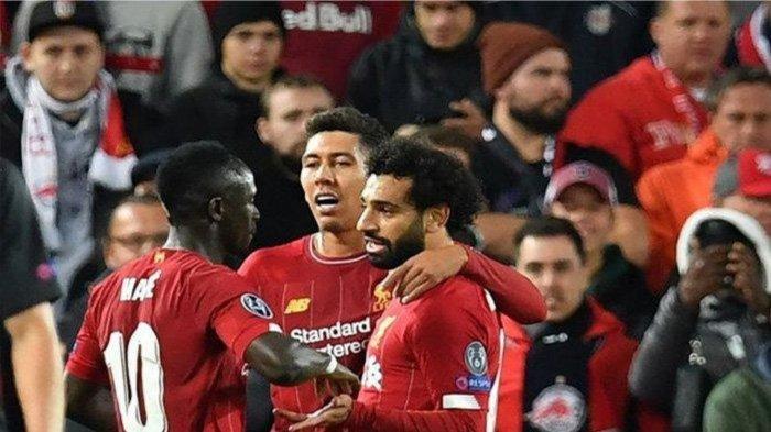 LIVE SCTV Liverpool vs Real Madrid di Liga Champions, Susunan Pemain Resmi: Trio Firmansah Starter
