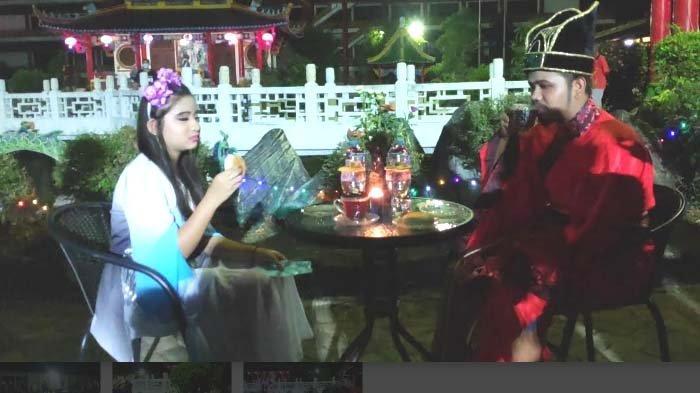 Perayaan Tiong Ciu Pia di TITD Kwan Sing Bio Tuban: Panjatkan Doa agar Covid-19 segera Sirna