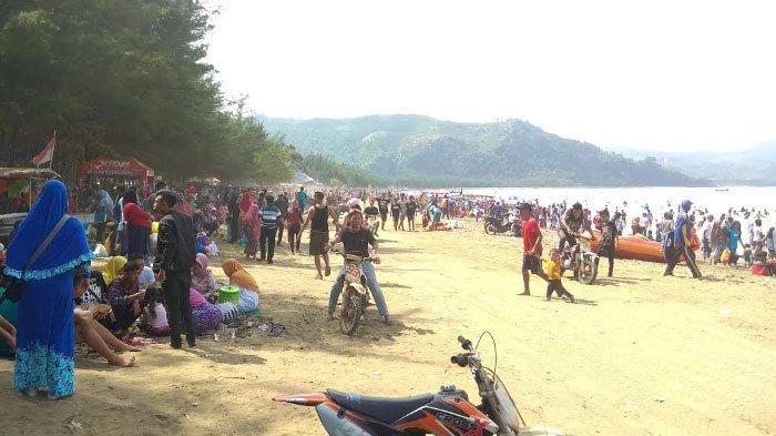 Sejumlah Alasan Wisatawan Tertarik Kunjungi Pantai Gemah Tulungagung