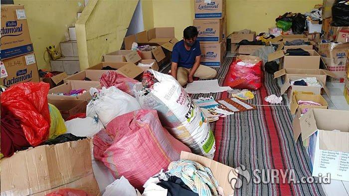 Saat Donasi Pakaian Bekas untuk Korban Banjir di Jember Malah Menjadi Masalah Baru