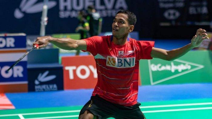 Biodata Chico Aura Dwi Wardoyo, Tunggal Putra Indonesia Runner Up Spain Masters 2021