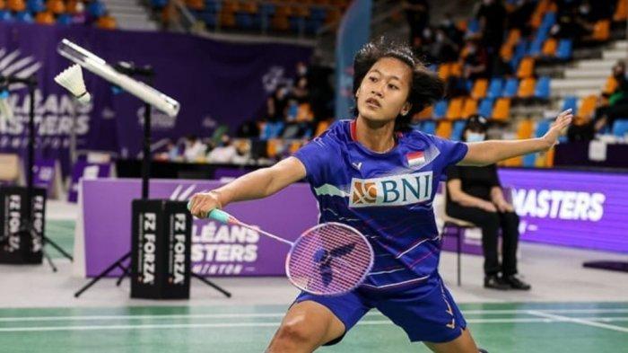 Jadwal Badminton Orleans Masters 2021: Putri KW Main Pukul ...