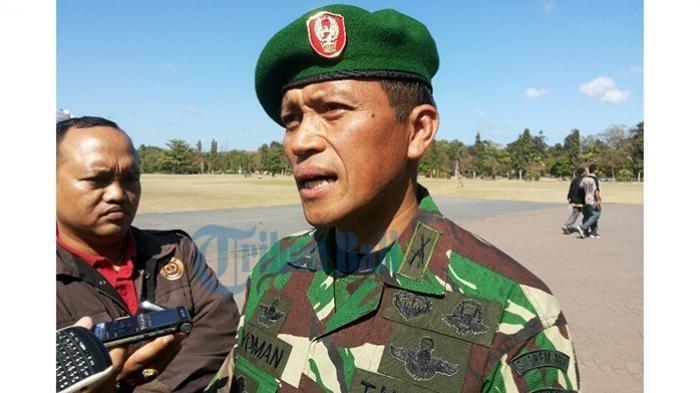 Tunjukkan Sikap Tegas Setelah KKB Papua Dicap Teroris, ini Pengalaman Mayjen TNI I Nyoman Cantiasa