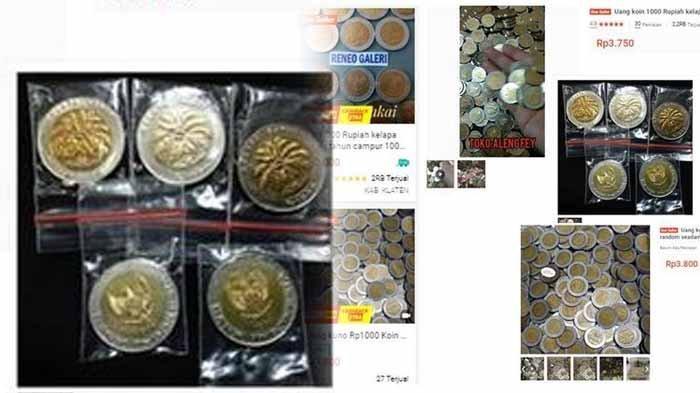 Di Balik Koin Rp 1.000 Kelapa Sawit Dijual Rp 100 Juta, Kolektor Sebut Ada Tujuan Tertentu