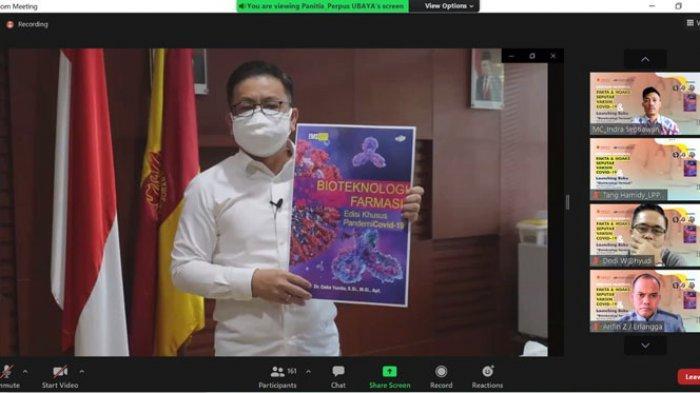 Ubaya Edukasi Masyarakat Kenali Fakta dan Hoaks Seputar Vaksin Covid-19