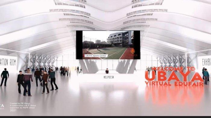 Peringati Hardiknas, Ubaya Gelar Virtual Edu Fair 2021 hingga 8 Mei, ini Alamat Website-nya