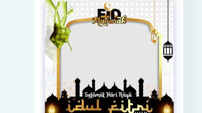 Ucapan Idul Fitri 2021 via Twibbon, Begini Cara Mudah Membuatnya dan Contoh Kata-kata Mutiara