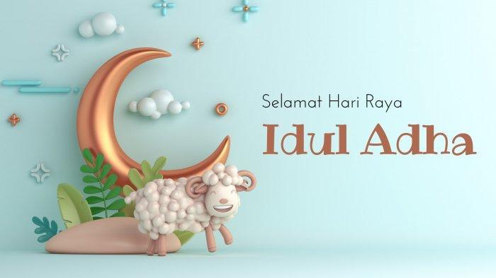 Ucapan Selamat Idul Adha 2021 Bisa Kirim ke WhatsApp, Facebook atau Update Instagram