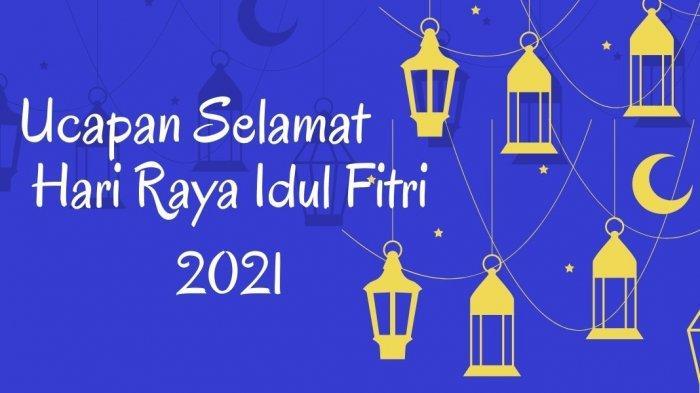 Lebaran 2021 Bareng, NU - Muhammadiyah Tetapkan Idul Fitri 1 Syawal 1442 H Jatuh Hari Kamis