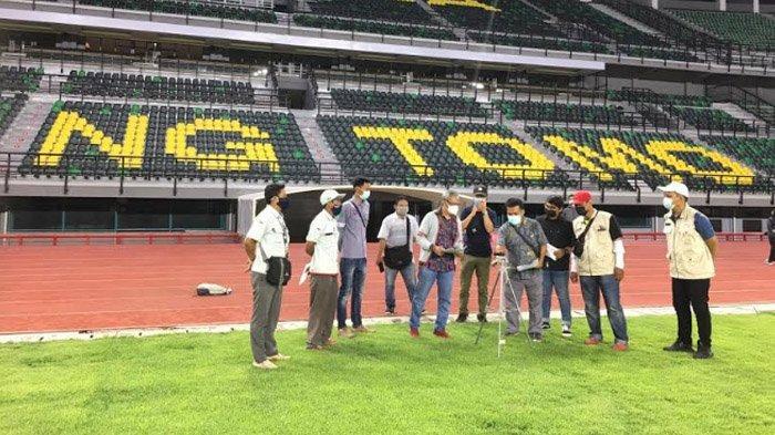 Gandeng Ahli Dari ITS, Pemkot Surabaya Lakukan Uji Pencahayaan Stadion Gelora Bung Tomo