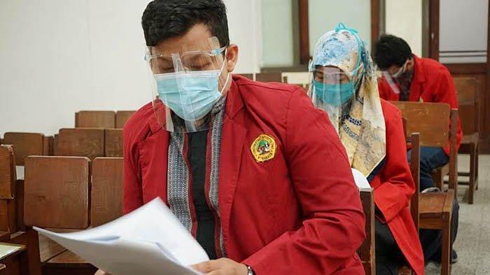 Terapkan Prokes, LSP P1 Untag Surabaya Adakan Uji Sertifikasi Untuk Calon Wisudawan