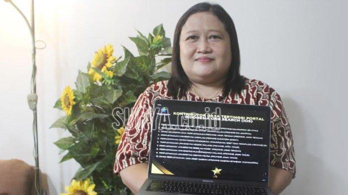 Perpustakaan UK Petra Surabaya Raih Penghargaan Gemilang Perpusnas 2021