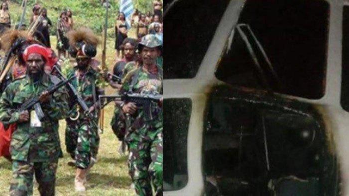 Motif KKB Papua Prenggen Telenggen Cs Bakar Helikopter Terungkap, Begini Kondisi Bandara Aminggaru