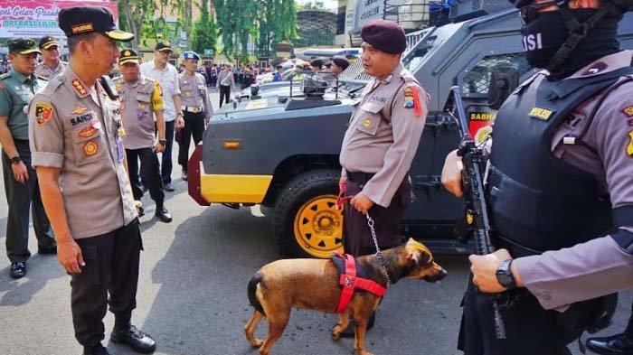 Antisipasi Teror Saat Natal, Polisi Imbau Umat Kristen di Surabaya Tingkatkan Kewaspadaan