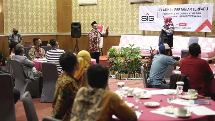 Program SIG Mandiri Beri Pelatihan UMKM untuk Tingkatkan Produktivitas